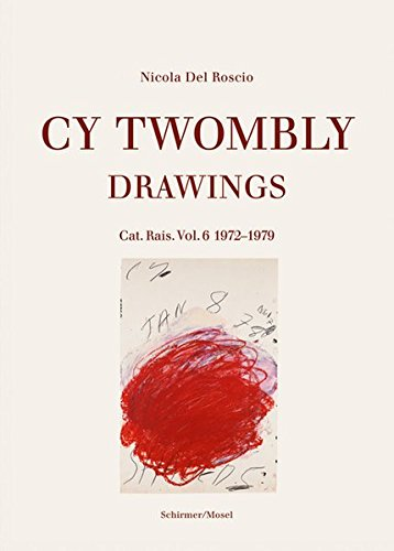 Cy Twombly- Drawings. Cat. Rais. 1972-1979_osuso.jpgのサムネール画像